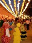 Sevilla Feria Avril seville Andalousie Espagne